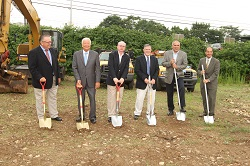 Sub-Station Ground Breaking