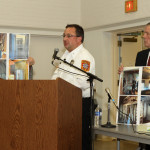 East Norwalk Fire Captain Jonathan Maggio