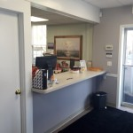 Front office - before