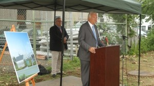 Fitch Street Groundbreaking