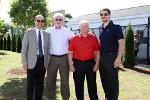 George Catechis (Eaton Corp.), John Crosse (Eaton Corp.), Walt Kovats (Wesco) & Dan Conboy (Wesco)
