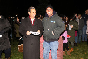 Senator Bob Duff & Joe Chariott (TTD)