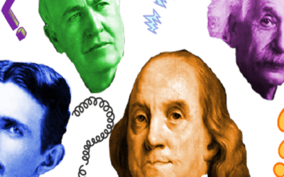 Can You Name These 4 Incredible Inventors?